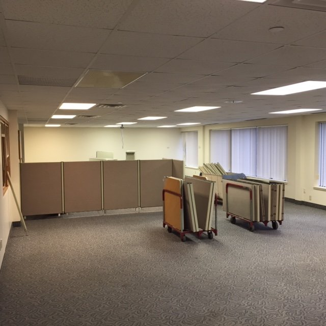 Setting up framework for cubicles